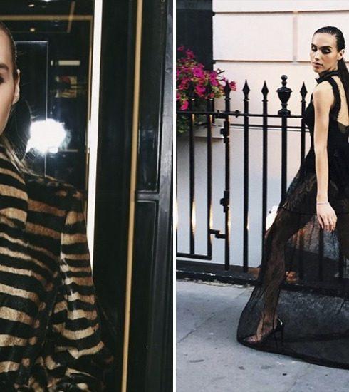 Belgische transgender Maxim Magnus ontdekt door Brits magazine Tatler