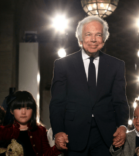 Ook Ralph Lauren bant mohair uit zijn collecties