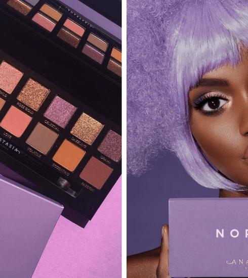 Crush of the day: Norvina, het palette voor iedereen die van lila houdt