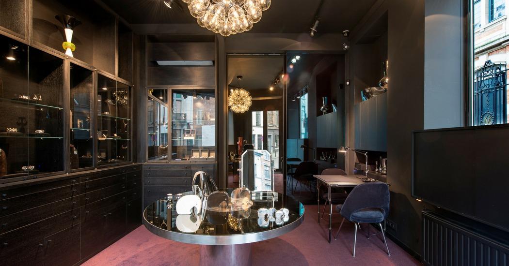 Brussel krijgt eigen juwelenwalhalla: Collectors Gallery