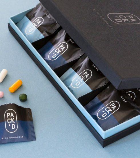 PACK'D levert voedingssupplementen aan huis