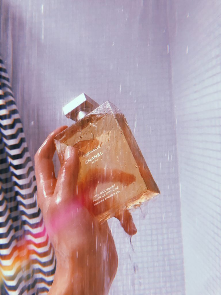 Emma Gelaude parfum chanel