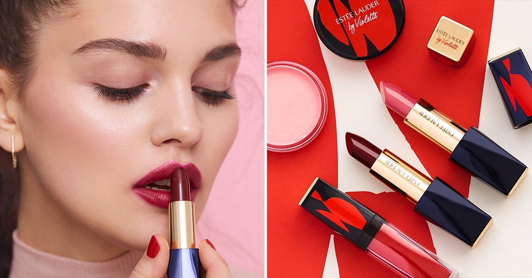 Crush of the day: de Poppy Sauvage collectie van Estée Lauder