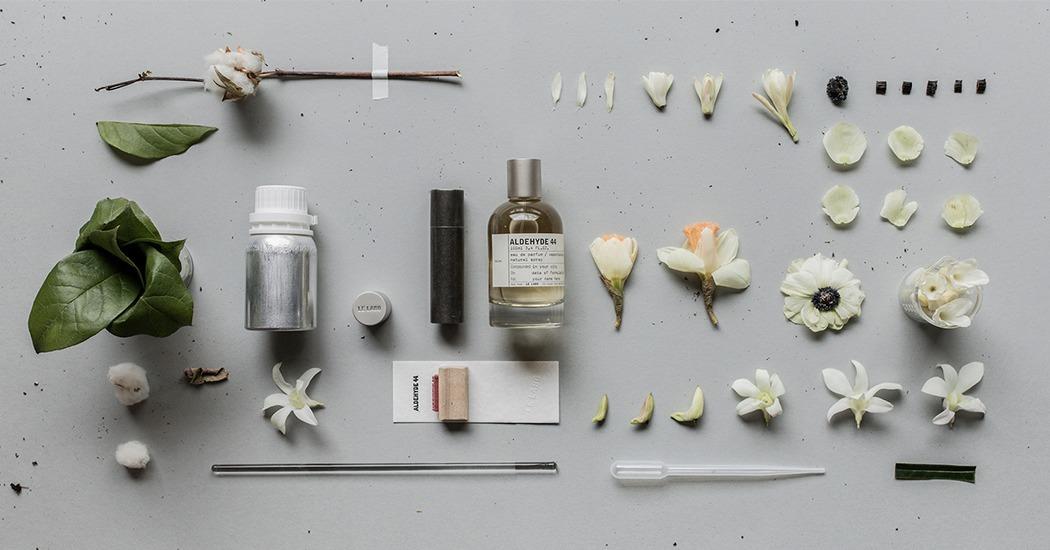 Crush of the day: De City Exclusive parfums van Le Labo