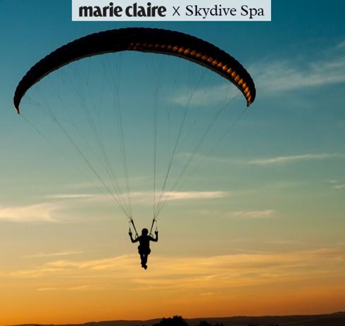 De grote sprong: win een parachutesprong voor twee personen bij Skydive Spa!
