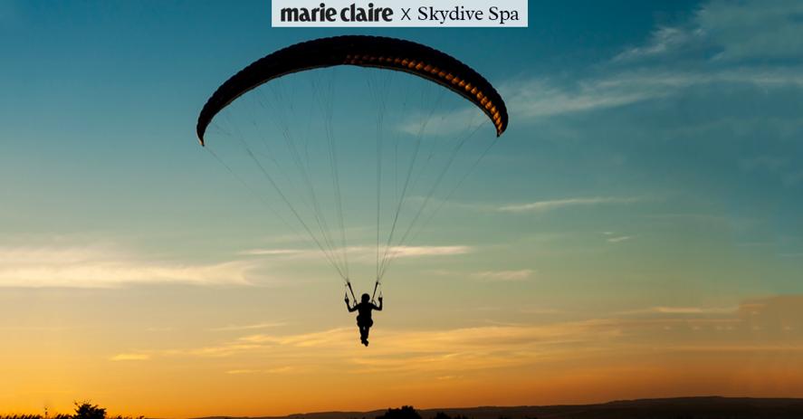 MarieClaire_Skydive_wedsrijd