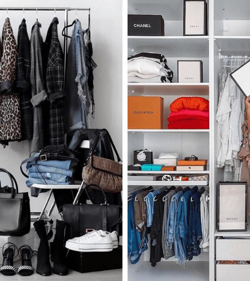 Een kast vol ongedragen kleding: herkenbaar?
