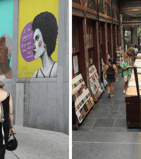 Weekendtip: neem eens deel aan een feministische wandeling in Brussel