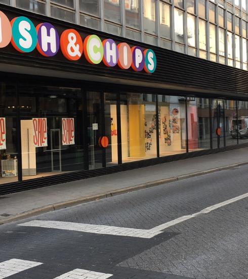 Pop-up: Fish & Chips Antwerpen, the last ride