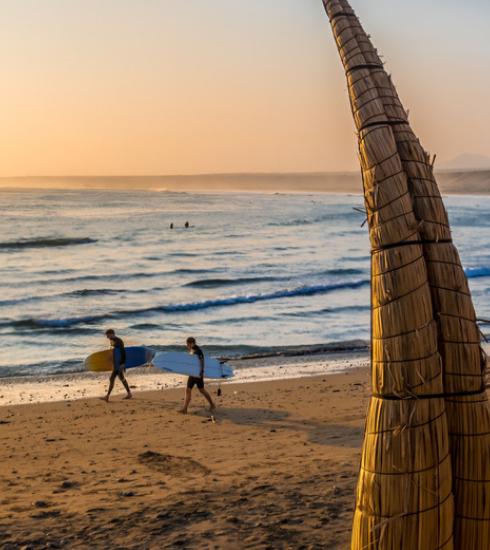 5 adembenemende stranden die je moet bezoeken als je naar Zuid-Amerika reist