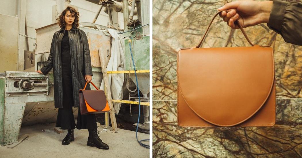 Crush of the day: de handtassen van Belgisch ontwerpster Mieke Dierckx