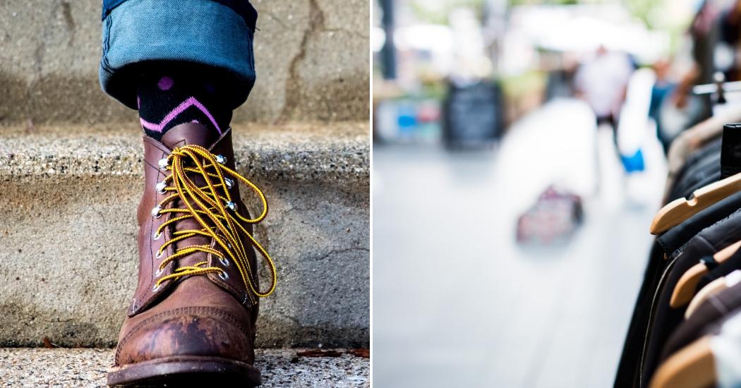 """""""Opération Chaussettes"""" zamelt kledij in voor daklozen in Brussel"""