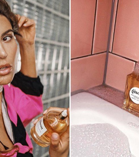 Nederlandse influencer Negin Mirsalehi lanceert parfum voor je haar