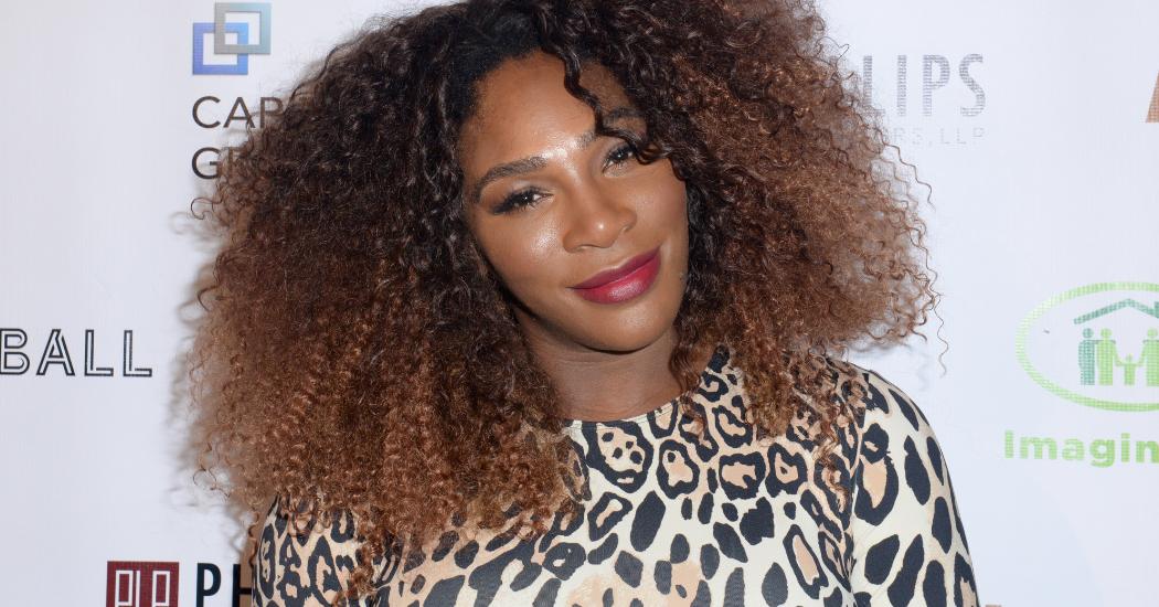 Pink October: Serena Williams naakt voor borstkankercampagne
