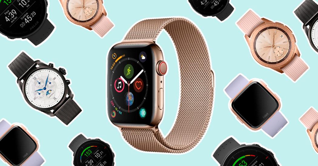Met deze smartwatches maak je elke techliefhebber dolgelukkig