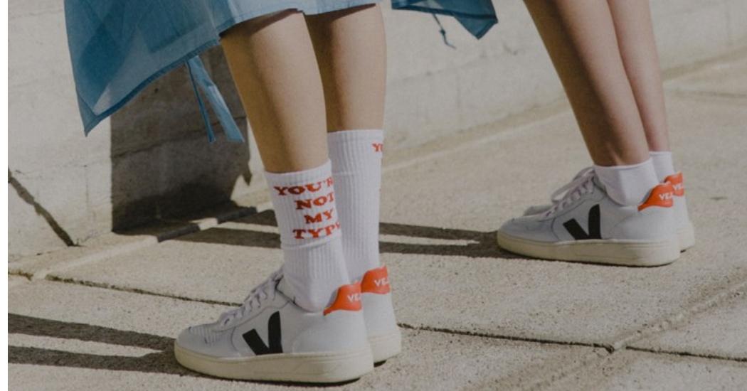 Crush of the Day: de sneakercollectie van Veja x Bellerose