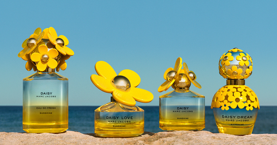 Crush of the day: Daisy Marc Jacobs Sunshine Editions