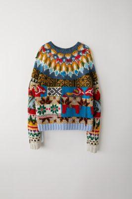 Ugly Kersttrui.10 Designer Versies Van De Ugly Christmas Sweater Marie Claire