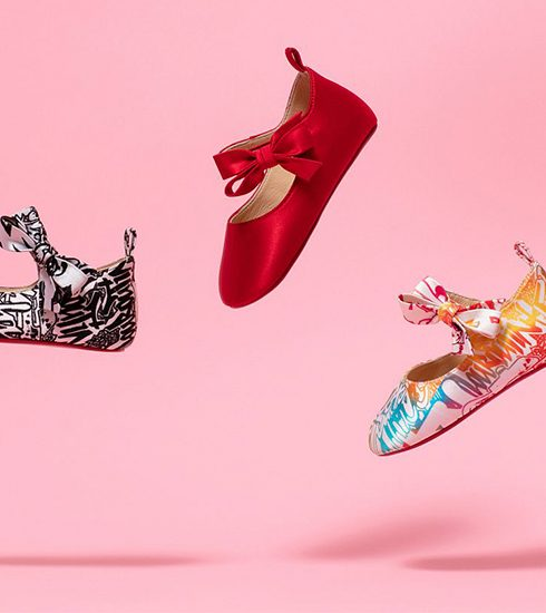 Crush of the day: de exclusieve babycollectie van Christian Louboutin