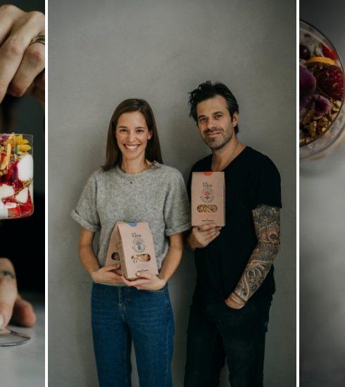 Granola galore: Sergio Herman & La Favo lanceren 3 exclusieve smaken