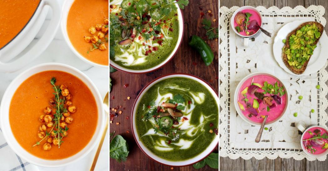 5 heerlijke soeprecepten om jouw winter meer kleur te geven