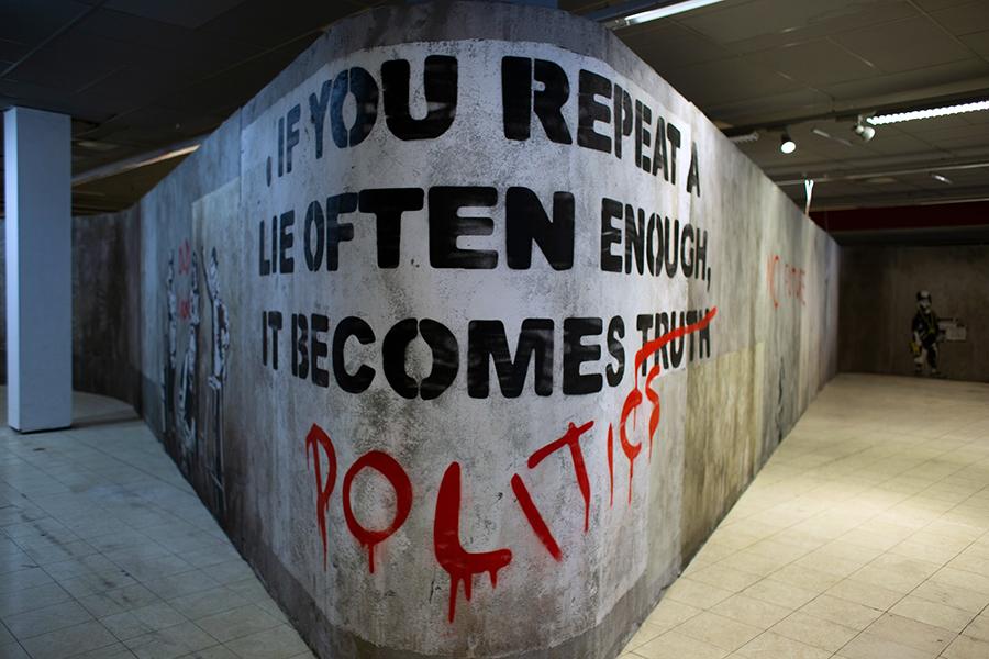 Banksy Unauthorized