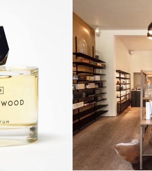 Crush of the day: de uniseks parfumlijn van Room 1015