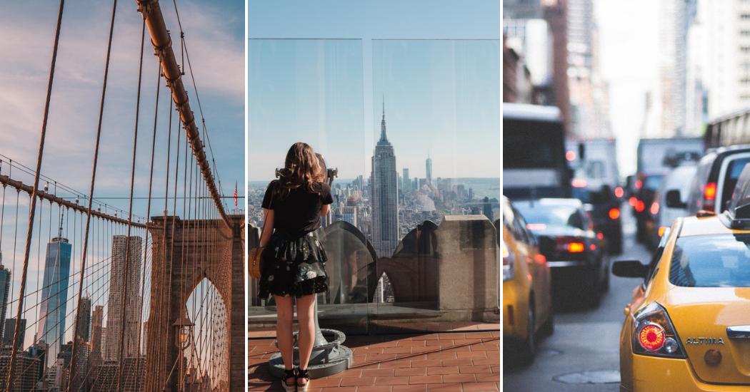 New York: de beste selfiespots in The Big Apple