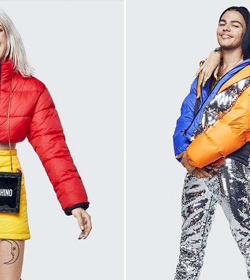 Nu shoppen, straks shinen: de Moschino (tv) H&M collectie is uit