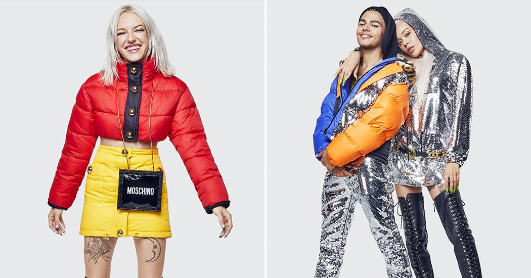 Nu shoppen, straks shinen: de Moschino (tv) H&M collectie is uit