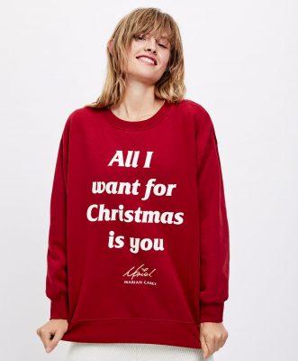 kerst pyjama