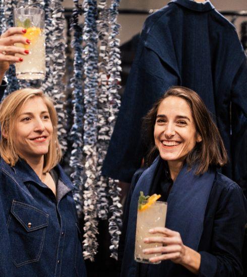 Marie Claire interviewt ambitieuze tweeling achter Belgische denimlabel Façon Jacmin