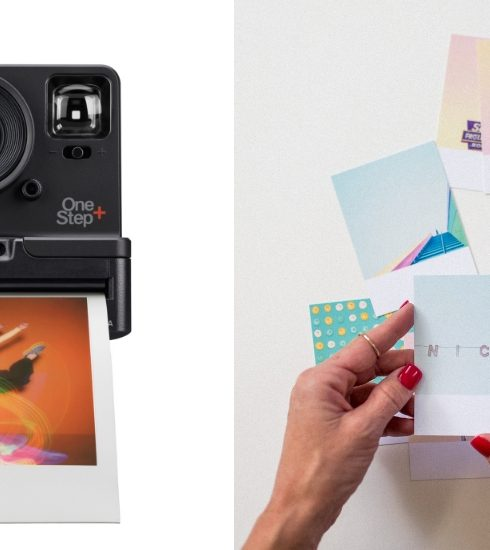 Crush of the day: de Polaroid OneStep+