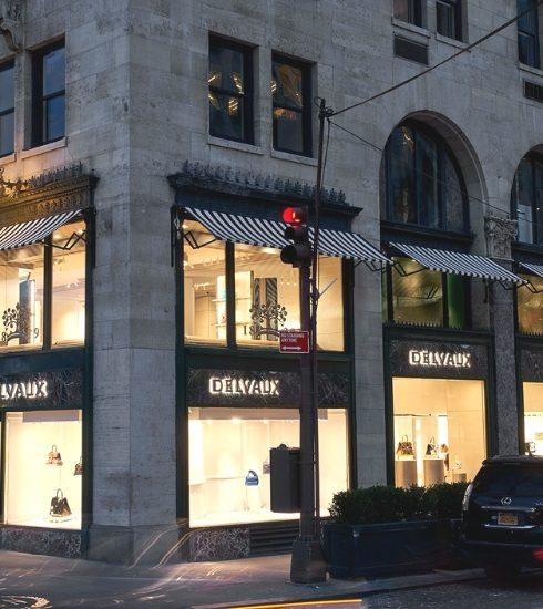 Delvaux opent eerste Amerikaanse flagshipstore