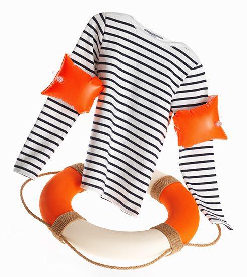 Petit Bateau steekt streepjestrui in een nieuw jasje (en jij kan helpen)