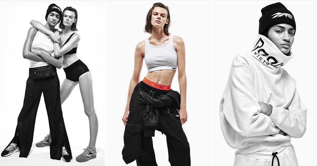 Victoria Beckham brengt strakke sportlijn uit met Reebok