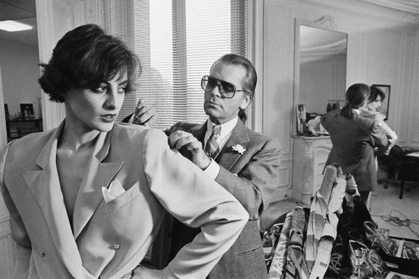 Karl Lagerfeld: over zijn muzes, memorabele uitspraken en memoires 150*150