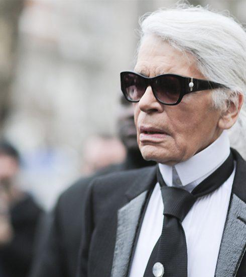 Karl Lagerfeld: over zijn muzes, memorabele uitspraken en memoires