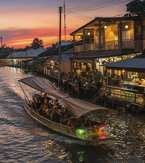 Travel tip: meanderen op de Mekong
