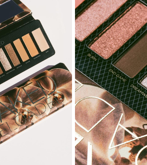 Crush of the day: Naked Reloaded, het nieuwe must have palette van Urban Decay