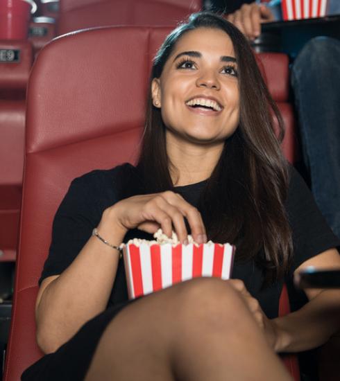 1 op de 5 Belgen gaat graag alleen naar de bioscoop