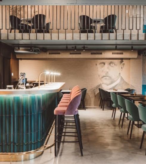 Wereldprimeur: eerste 'bean to bar' restaurant Octave binnenkort in Antwerpen
