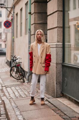 streetstyle copenhagen fashion week