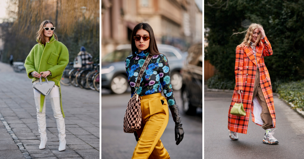 De mooiste streetstyle looks van Copenhagen Fashion Week