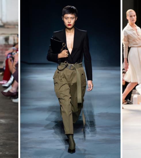 Dit zijn de top modetrends voor de lente/zomer van 2019