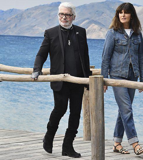 Virginie Viard: 5 weetjes over de opvolgster van Karl Lagerfeld