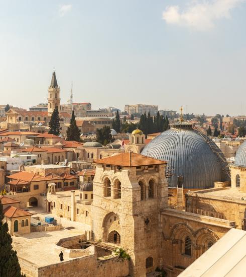 Citytrip: Jeruzalem, een mix van geschiedenis en schoonheid