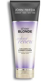shampoo haarkleur