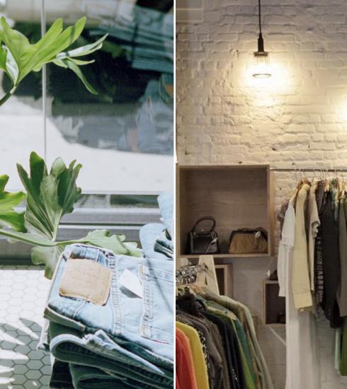 Duurzame mode: De Kringwinkel opent gloednieuwe kledingwinkel bij Meir