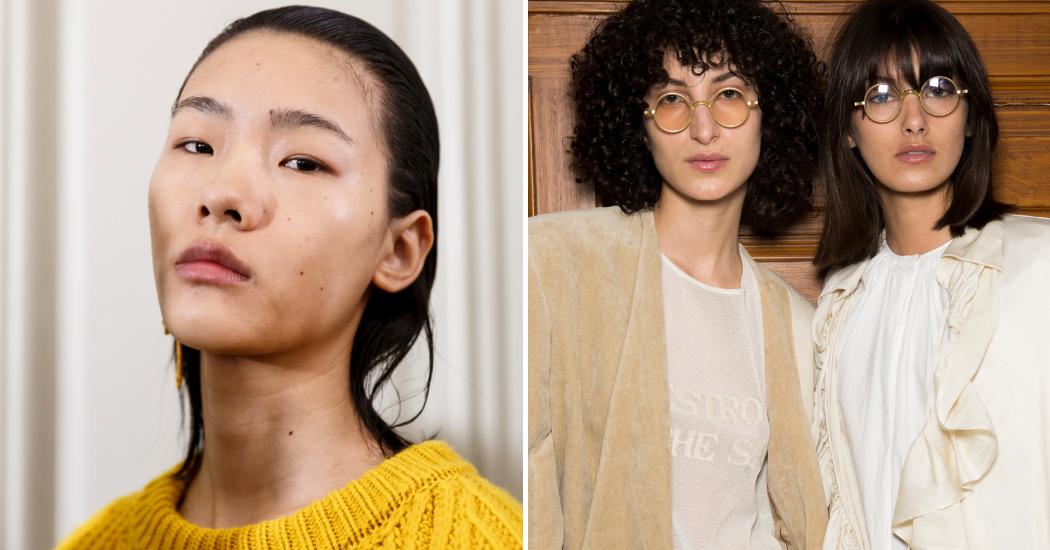 Dit zijn de trendkapsels volgens Paris Fashion Week
